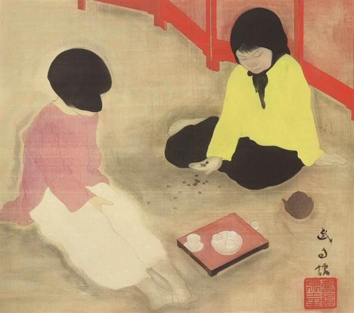 CHRISTIES SELL TOP VIETNAMESE AND SE ASIAN ART IN HONG KONG