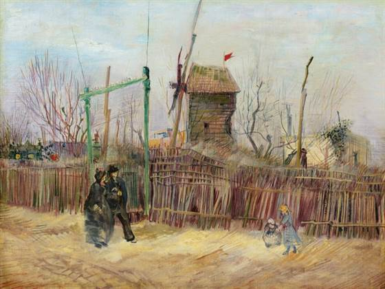 NEWLY DISCOVERED VAN GOGH ON THE BLOCK AT SOTHEBYS, PARIS