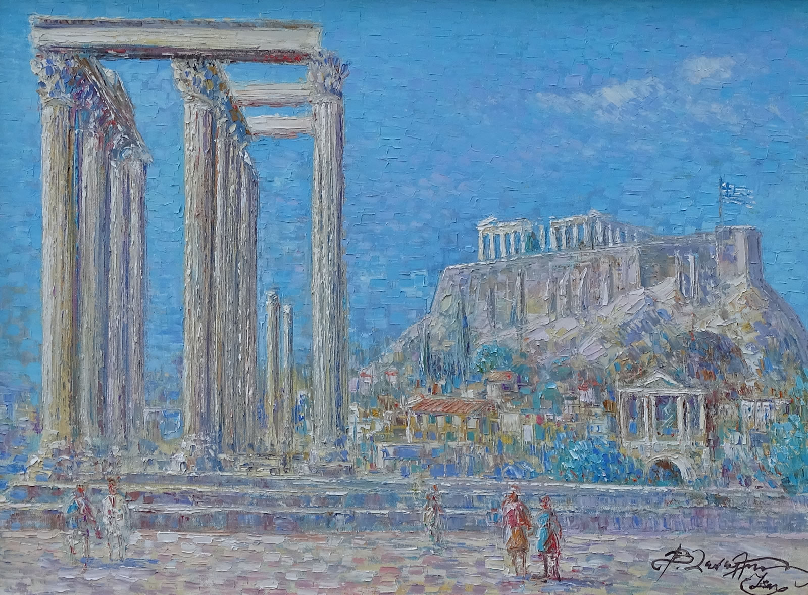 CLASSICAL GREECE, THE CRADLE OF CIVILISATION AND BASE OF TODAY'S WORLD
