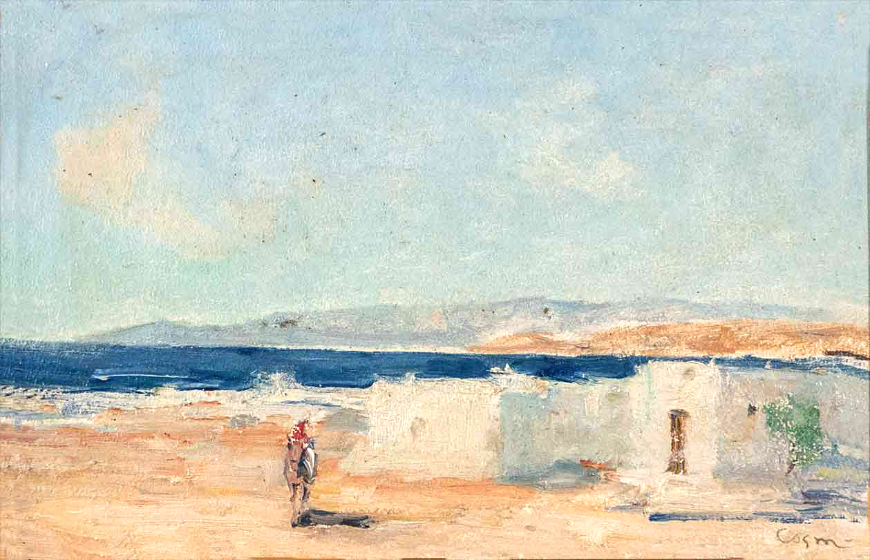 GREEK ART REVIVES IN ATHENS
