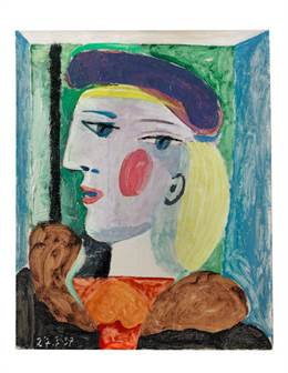 PICASSO'S PORTRAIT OF IMPOSSIBILITY AT BONHAMS NEW YORK AND YET…