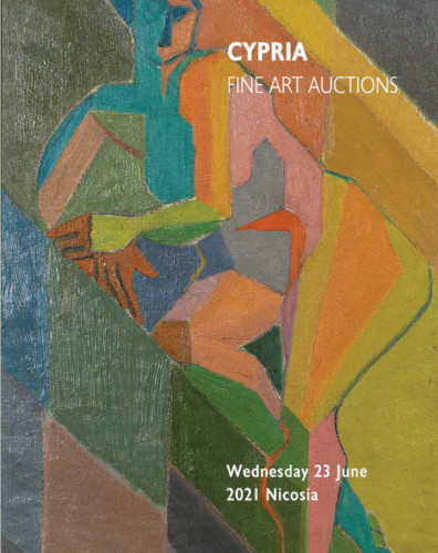 CYPRIA AUCTIONS, GREEKART IN #CYPRUS