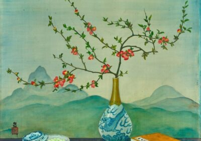 SOTHEBYS SERIES OF ASIAN SALES WITH MODERN ART PROMINENT