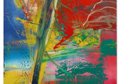 SOTHEBYS SELL CONTEMPORARY ART OF IMPORTANCE WITH RICHTER TOP NAME